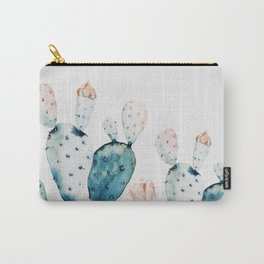 Fresh Cactus Carry-All Pouch