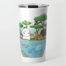 wildlife of cambodia Travel Mug