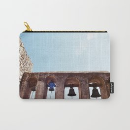 The Mission Bells Are Ringing Carry-All Pouch