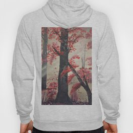 Chasing the light - Into the Forest Hoody