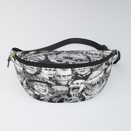 So Many Monsters Fanny Pack