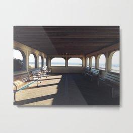 Cape May Beach Pavilion  Metal Print