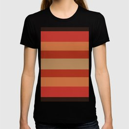 Earthy Terracotta - Color Therapy T-shirt