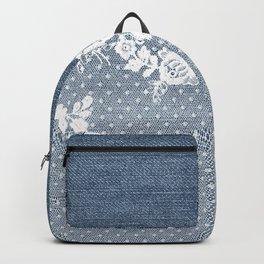 Denim & Lace 3 Backpack
