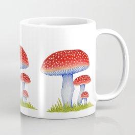Woodland Toadstools Coffee Mug