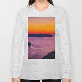 wonderful view Long Sleeve T-shirt