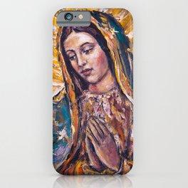 Guadalupe's Virgin iPhone Case