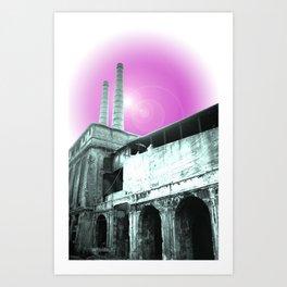 Alzano Art Print