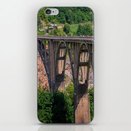Durdevita Tara Bridge Montenegro iPhone Skin
