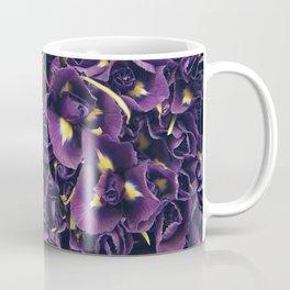 Flower Market 2 - Purple Iris Coffee Mug