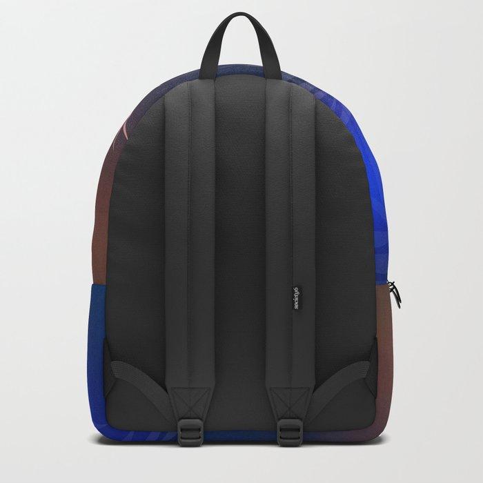 Tropical night Backpack