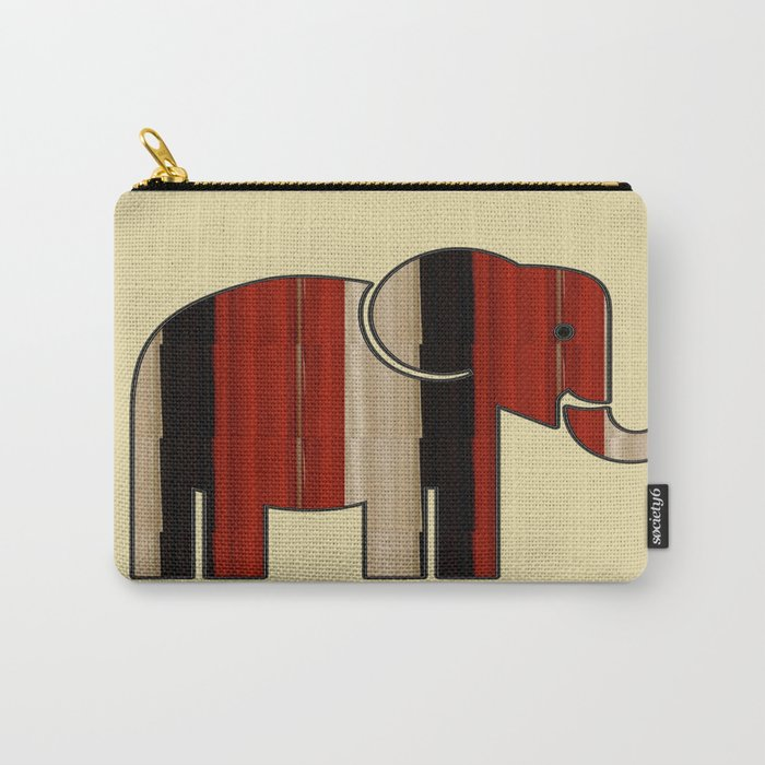 Down in Africa Carry-All Pouch