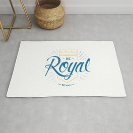 Be Royal Rug