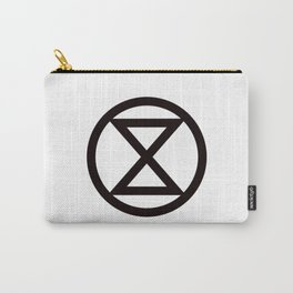 Extinction Rebellion Carry-All Pouch