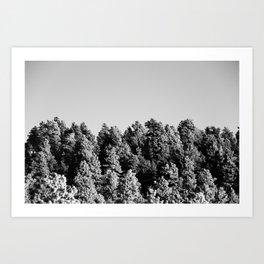 OFF Art Print