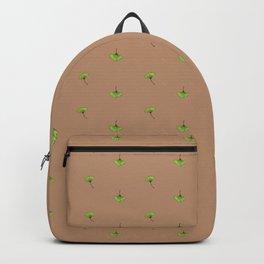 Ginkgo Leaf (Mini) - Caramel Backpack