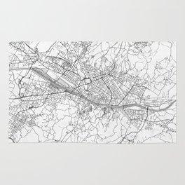 Florence Map Line Rug