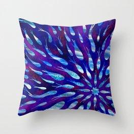 Cool School Throw Pillow