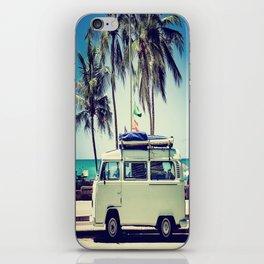 Caravan Life iPhone Skin