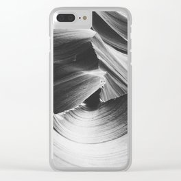 ANTELOPE CANYON XLII Clear iPhone Case