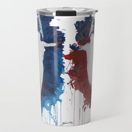 Fly With Me Duo Only Print Edition Travel Mug