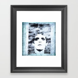 Lou Framed Art Print