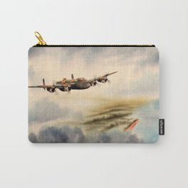 Avro Lancaster Aircraft Carry-All Pouch