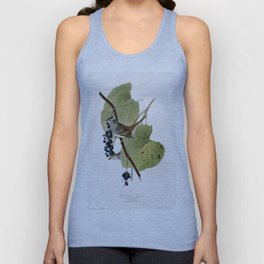 White-crowned Sparrow Unisex Tank Top