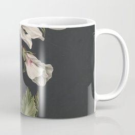 M. de Gijselaar - Pelargonium album bicolor (1830) Coffee Mug