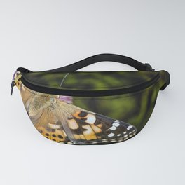 Painted Lady Butterfly 0923 Fanny Pack