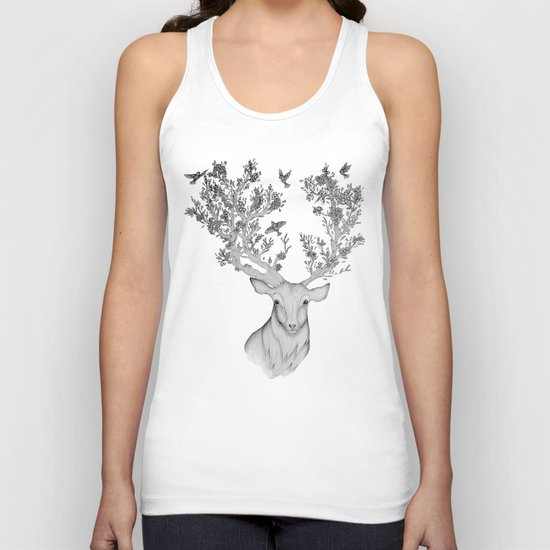 The Natural Progression? 1 of 3 Unisex Tank Top