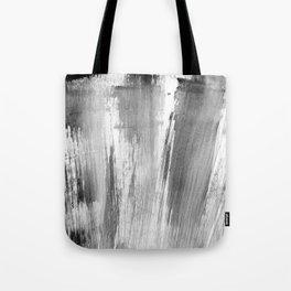 I feel grey today (happy) Tote Bag