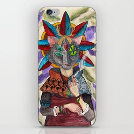 The Shaman iPhone Skin