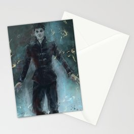 """The Outsider"" Dishonored Stationery Cards"