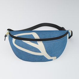abstract minimal 57 Fanny Pack