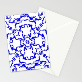 CA Fantasy Blue series #10 Stationery Cards