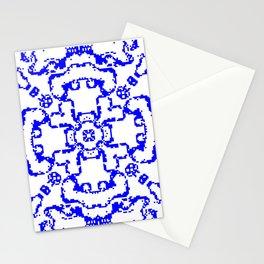 CA Fantasy Blue series #10 Stationery Cards