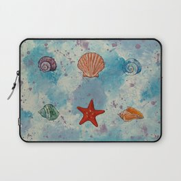 Seashells Laptop Sleeve