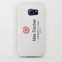 Rushmore Academy Card iPhone Case