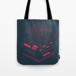EXPAND/EXPAND/EXPAND Tote Bag