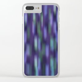 gleam Clear iPhone Case