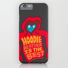 Hoodie Weather iPhone 6s Slim Case