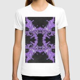 crash kaleidoscope T-shirt