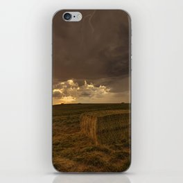 Hay Storm iPhone Skin
