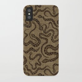Rattlers iPhone Case