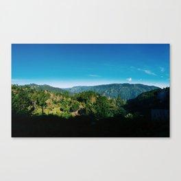 Guatemala Paradise Canvas Print