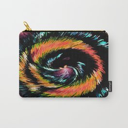 Every Day With You Is Colorful - Whirlwind Romance  Carry-All Pouch
