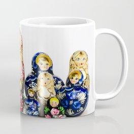 Babushka nesting dolls Coffee Mug