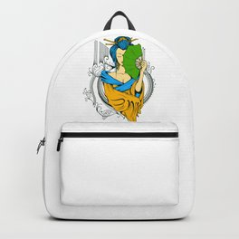 Secrets of the Geisha Backpack