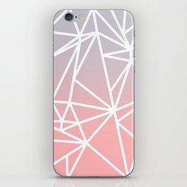Gradient Mosaic 1 iPhone Skin